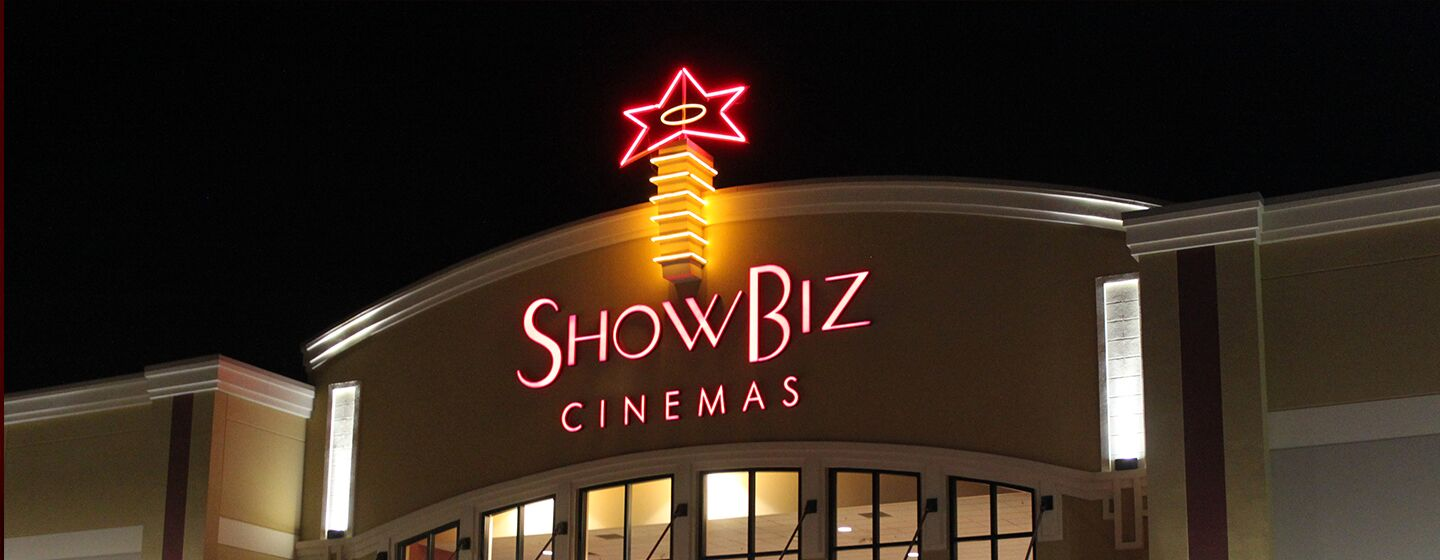 on sale 12d0d 853aa Movie Theater Waxahachie   ShowBiz Cinemas